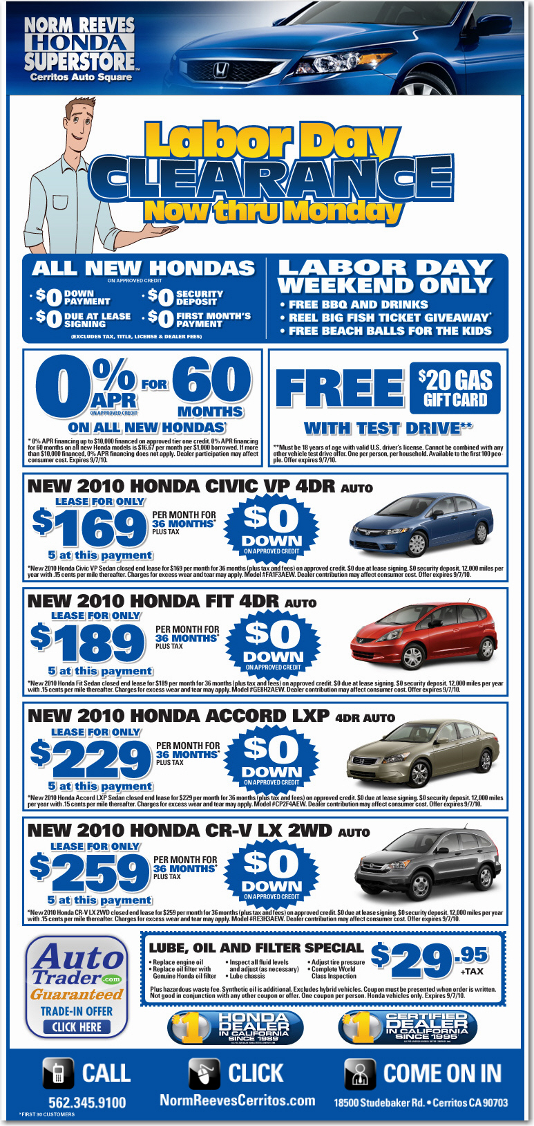 Norm Reeves Honda >> Events | Norm Reeves Honda's Blog