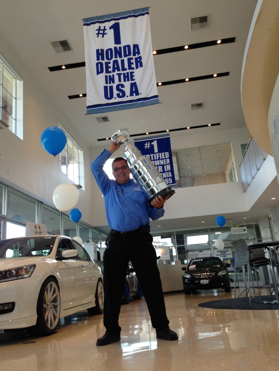 Attractive 2014 06 26_1405. By: Greg Buysman, Norm Reeves Honda Cerritos